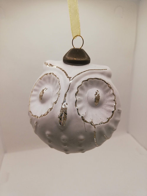 Owl Bauble