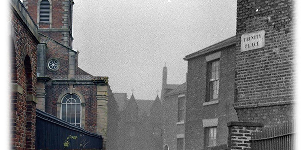 Death and other Dark Places: The darker side of 19th Century Sunderland.