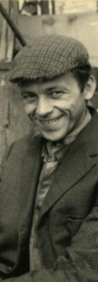John Wilkinson - Doxfords Yard 1966
