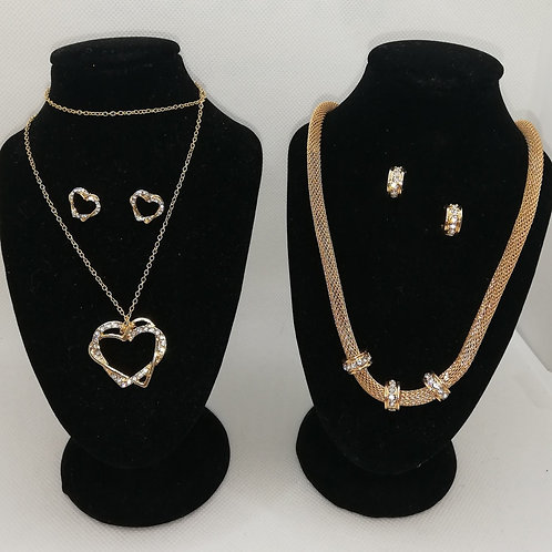 Necklace And Earing Set