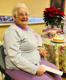Happy Birthday Connie Bulmer