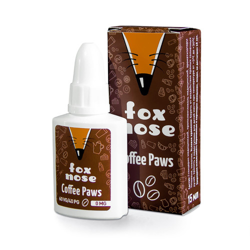 Fox-Nose-isolated-Coffee-Paws-60-40-0.jp