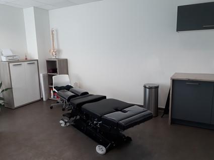 Table chiropratique
