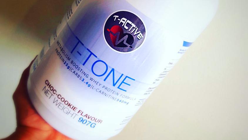 T-tone whey protein