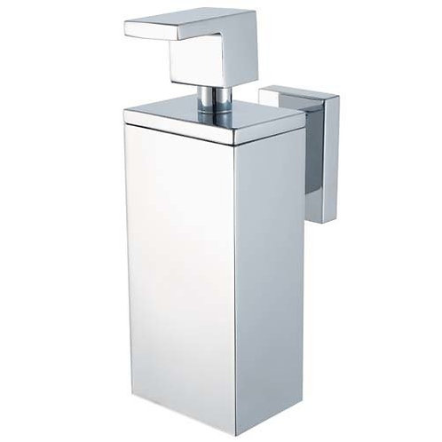 Haceka Edge Chrome Wall Mounted Soap Dispencer
