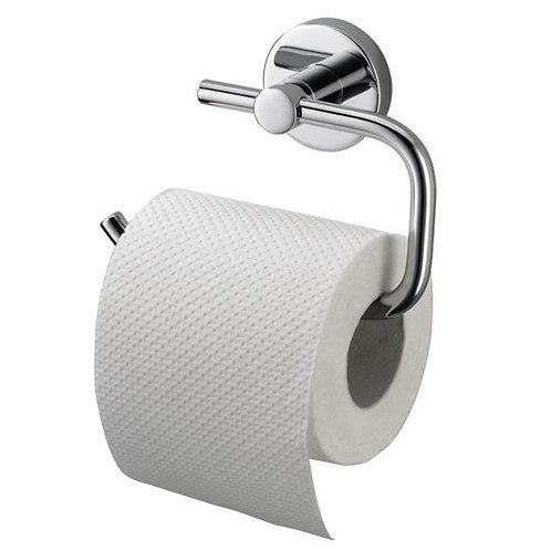 Haceka Kosmos Chrome Swing Toilet Roll Holder