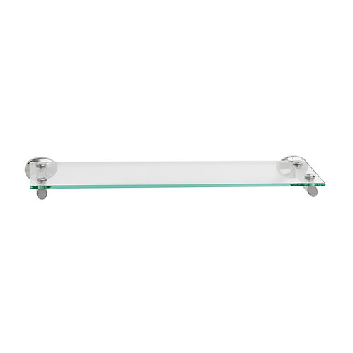 Oblique Glass Shelf