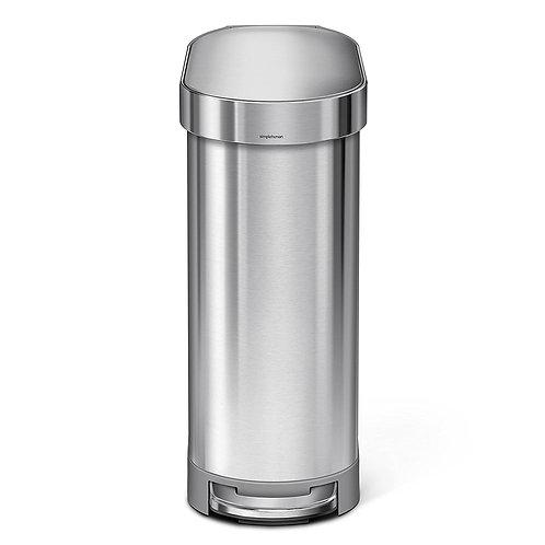 45 litre Single Compartment Slim Pedal Bin