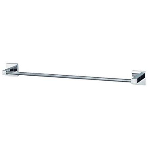 Haceka Mezzo Chrome Single Towel Rail 61cm