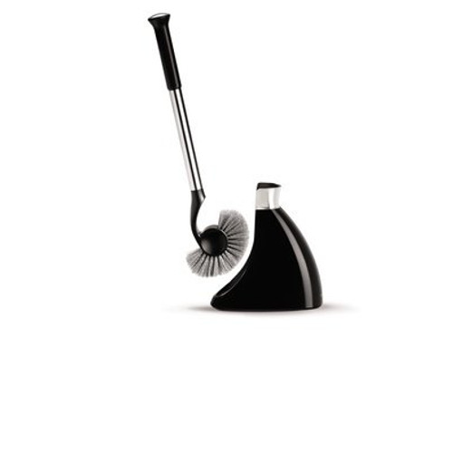 Toilet Brush In Black