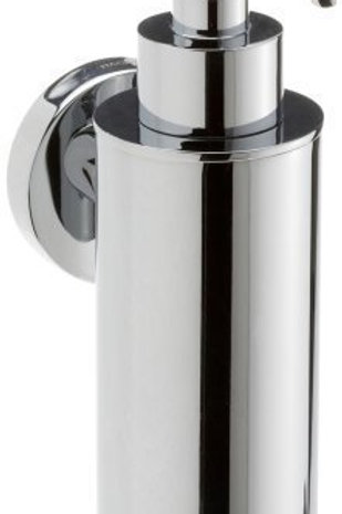 Kosmos Haceka Metal Soap Dispenser in Stainless Steel and Zinc Alloy