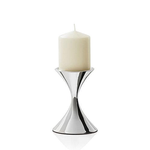Arden Pillar Candleholder Short