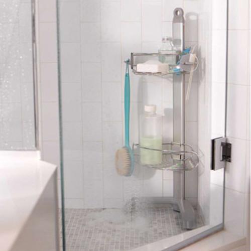 Bushey Supplies Ltd | Bristol | Simplehuman Robert Welch | Simplehuman  Shower Caddies