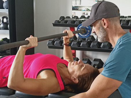Coronovirus restrictions ease: personal training to recommence
