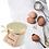 Thumbnail: Bougie parfumée 50h petite madeleine