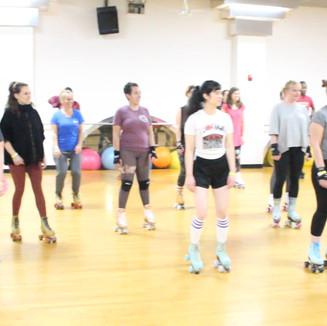 Tuesday Roller Dance