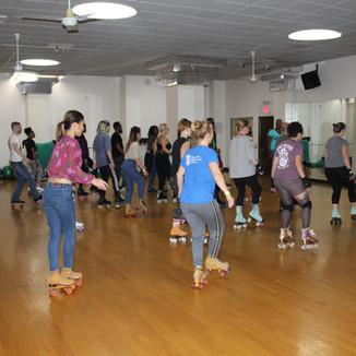 Tuesday Roller Dance Class