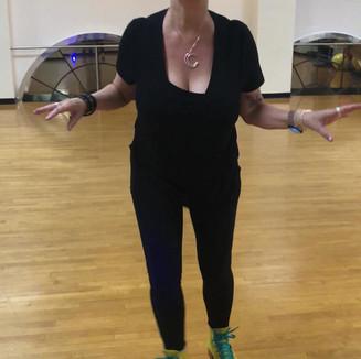 Roller Dance Class