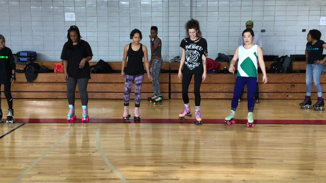 Combine Fitness and Fun with SKATEROBICS