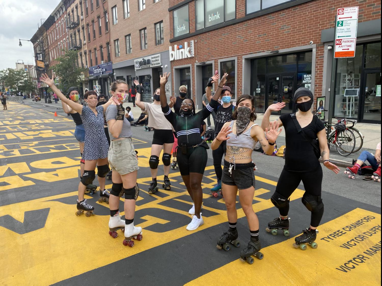We bring skating  to you