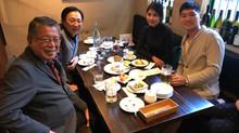 ລປຊ ໄດ້ເຊັນສັນຍາເປັນ Partnership ກັບ Sociaty for Asia Pacific Affairs ແຫ່ງປະເທດຍີ່ປຸ່ນ ໃນຕົ້ນເດືອນມັ