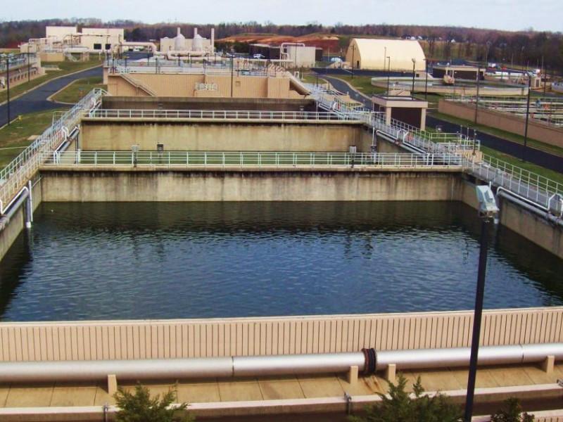 UOSA Waste Water Reclamation Facility - Centreville, VA