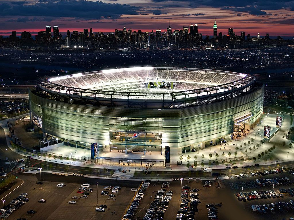 Meadowland Complex for the NY Giants - East Rutherford, NJ
