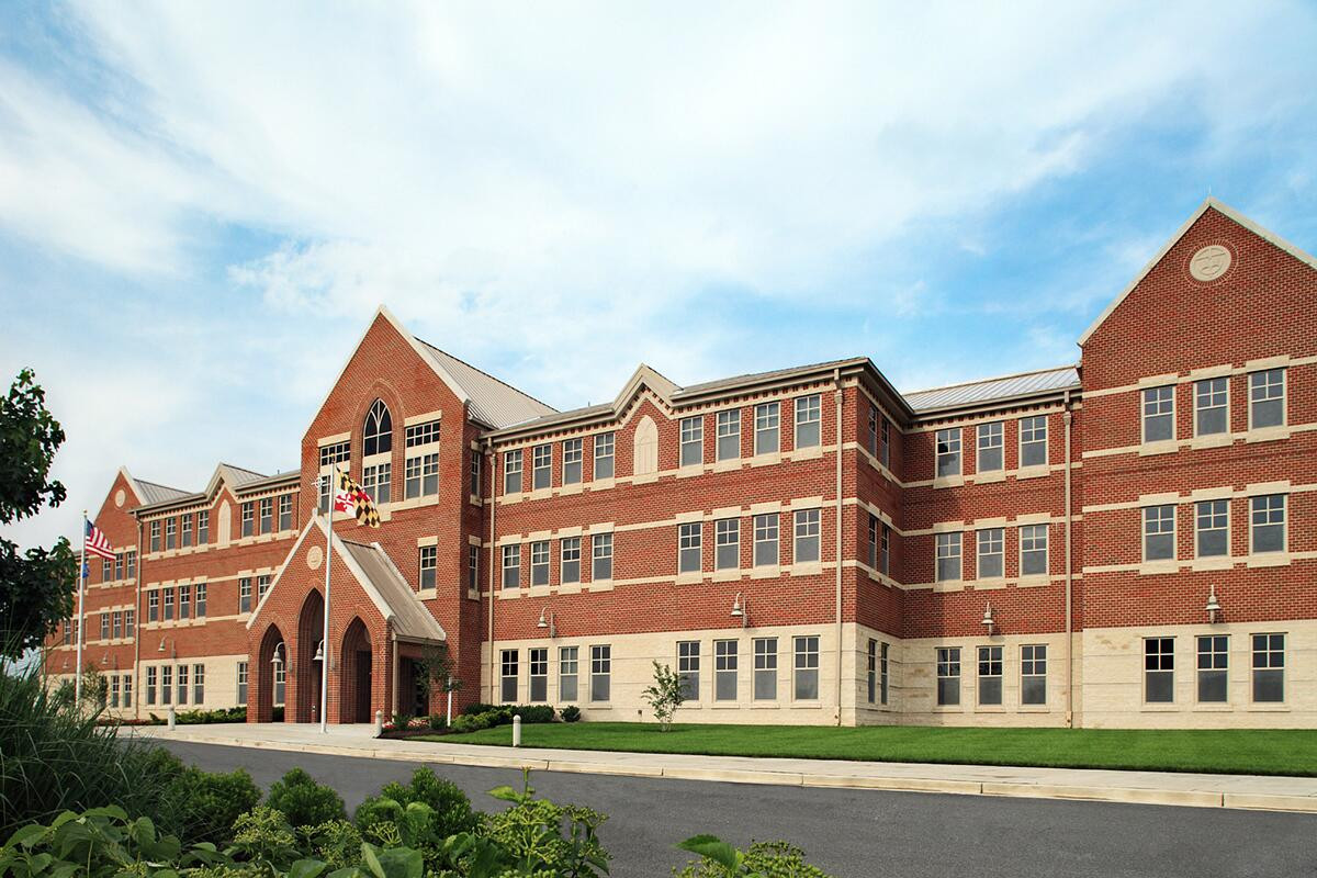 Our Lady of Good Counsel High School - Olney, MD