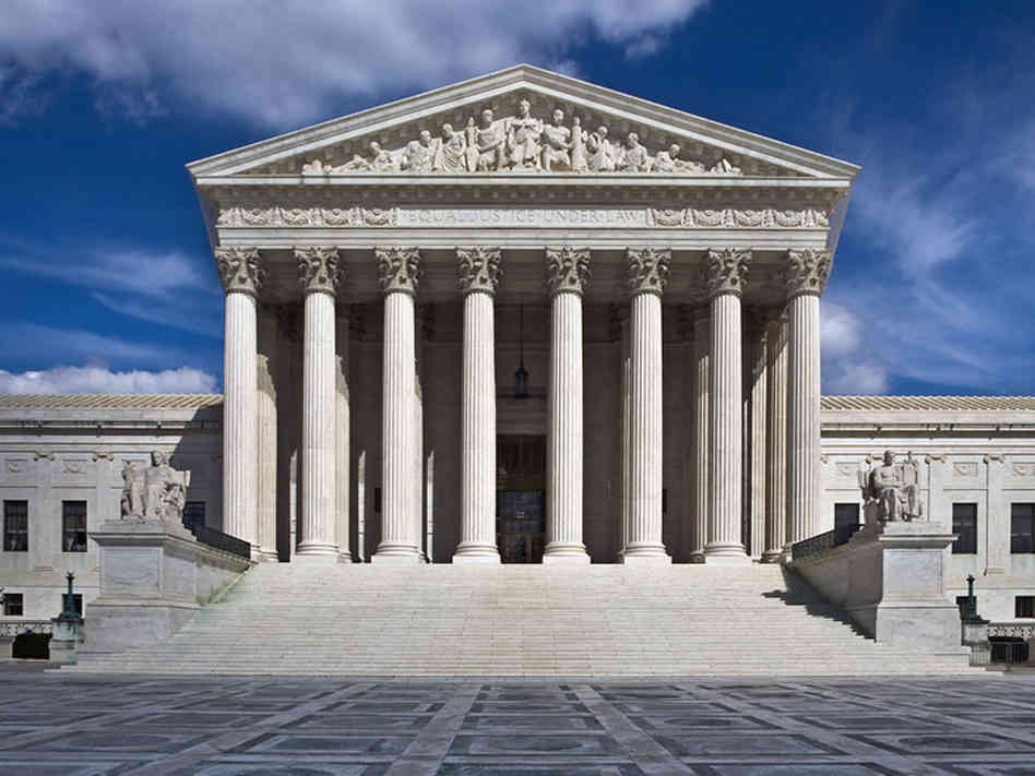 U.S. Supreme Court Building - Washington, DC