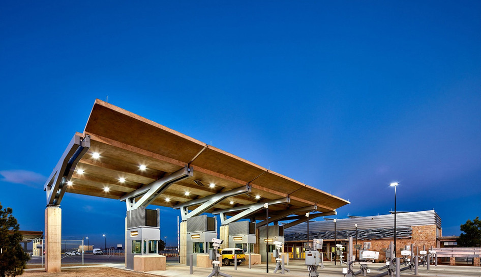 Tornillo Port of Entry - New Mexico