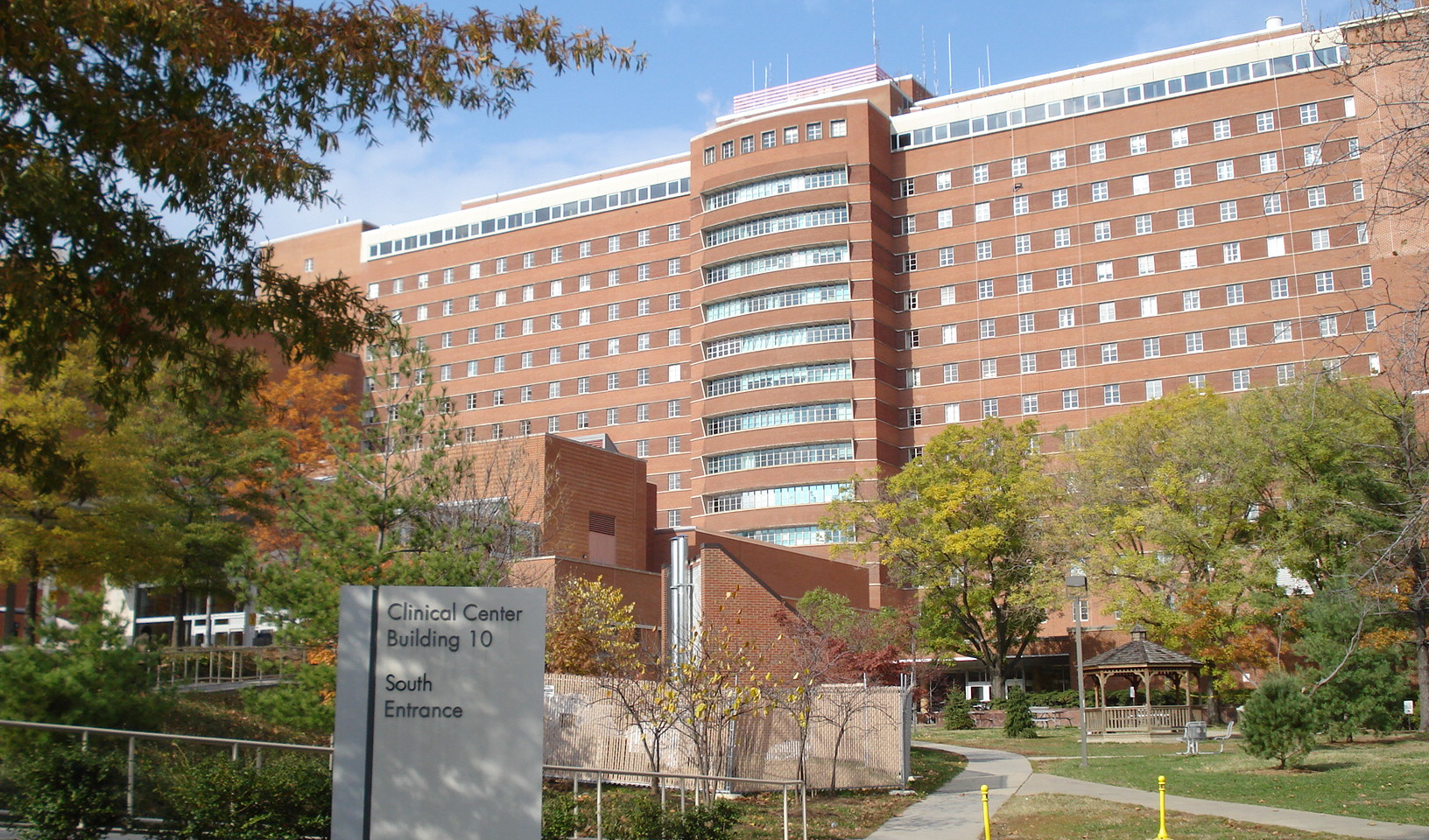 National Institute of Health, Building 10 - Bethesda, MD