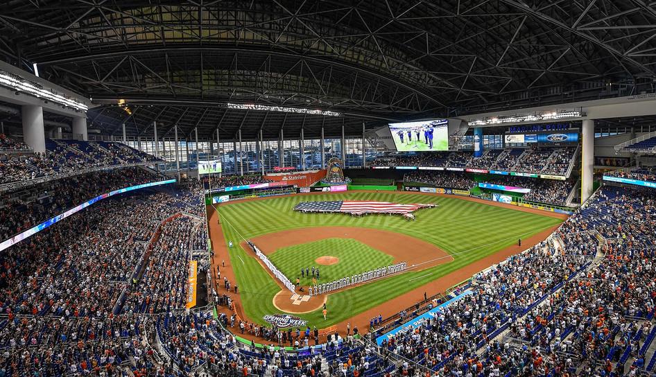 Miami Marlins Stadium - Miami, FL