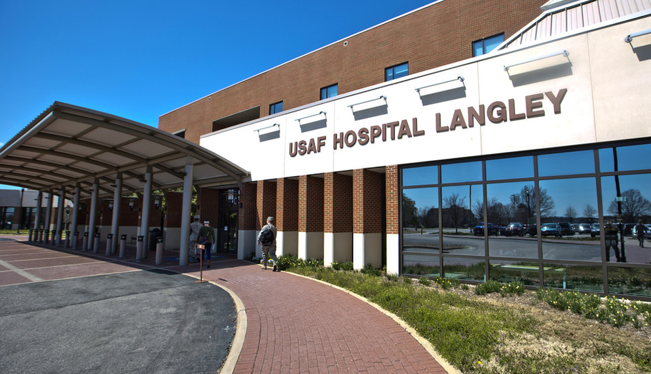 USAF Hospital Langley - Hampton, VA