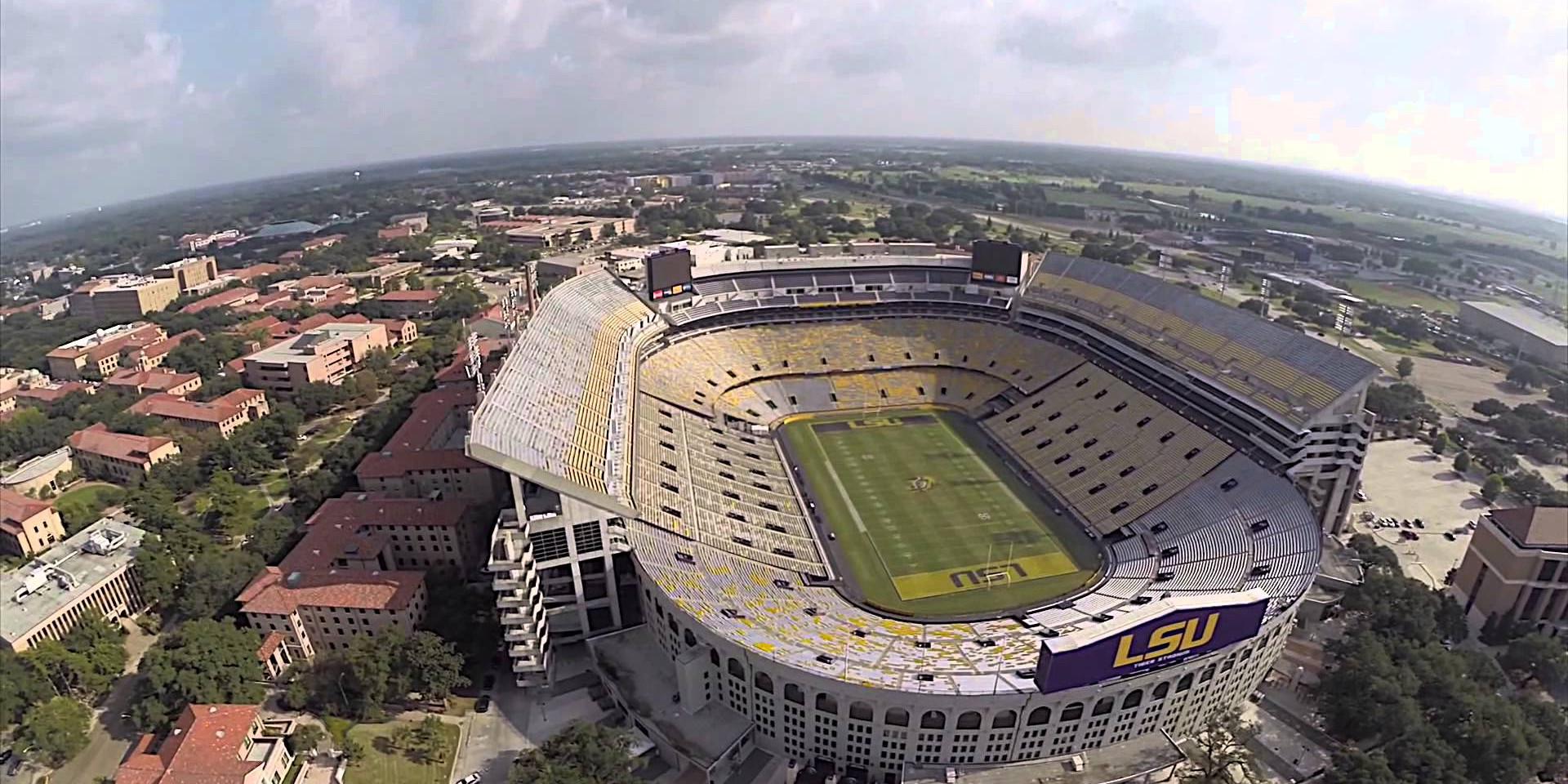 LSU Tiger Stadium - Baton Rouge, LA