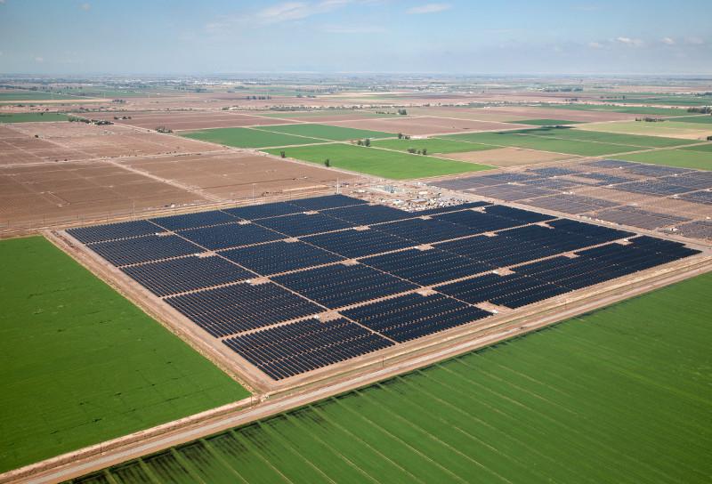 Mount Signal Solar Photovoltaic Project - Calexico, CA