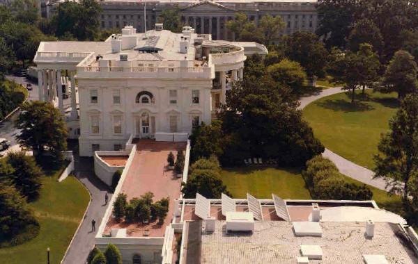 U.S. White House West Wing  - Washington, DC