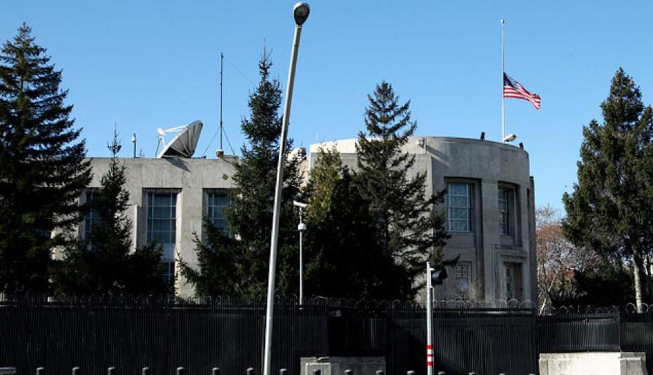 U.S. Embassy - Ankara, Turkey