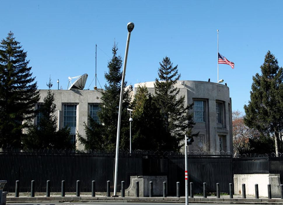 U.S. Embassy - Ankara, Turkey