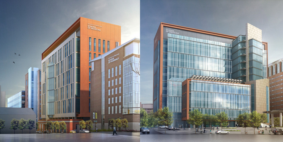 University of Maryland, Health Sciences Facility - Baltimore, MD
