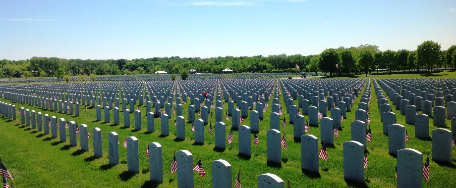 Abraham Lincoln National Cemetery - Elwood, IL
