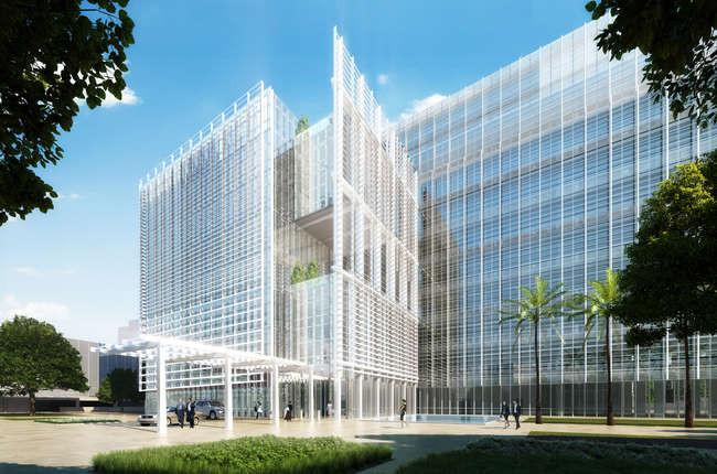 U.S. Embassy - Jakarta, Indonesia