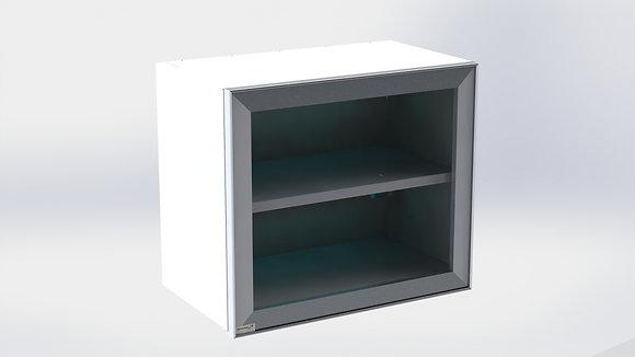 Шкаф Н2Б алюмин.профиль с УФО лампами