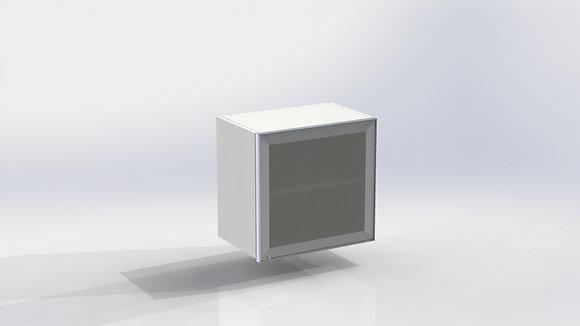 Шкаф Н2 алюмин.профиль