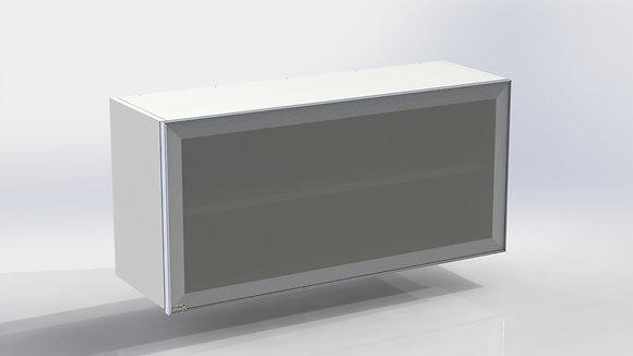 Шкаф Н5 алюмин.профиль
