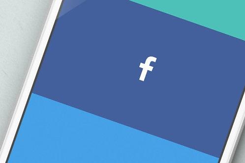 Basic Facebook page