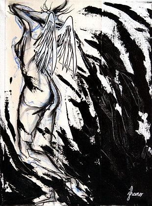 Ange nu II (tableau)