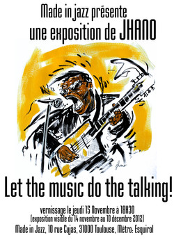 """""""Let the music do the talking!"""""""