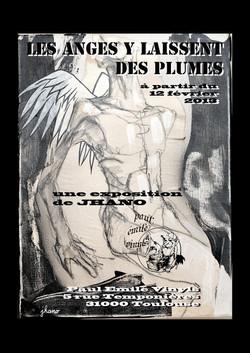 """""""Les anges y laissent des plumes"""""""
