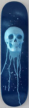 Skate-crâne bleu (volume)