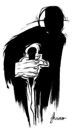 Chroniqueur (dessin)